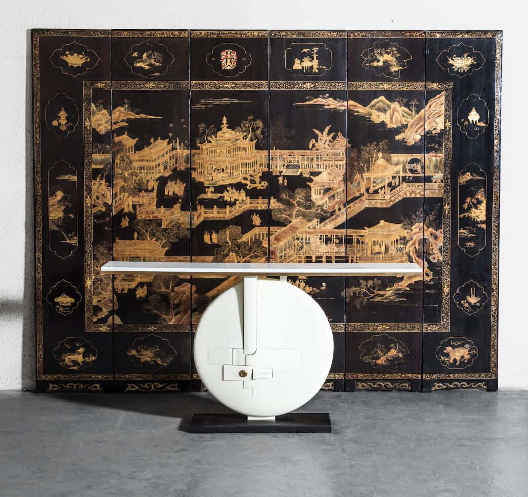 Console by Francois Cante-Pacos