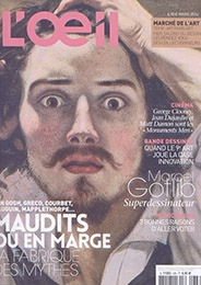 L'OEIL - MARS 2014 - COUVERTURE copie