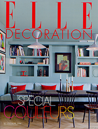 PAD - ELLE Decoration - Avril 2014 - COUV