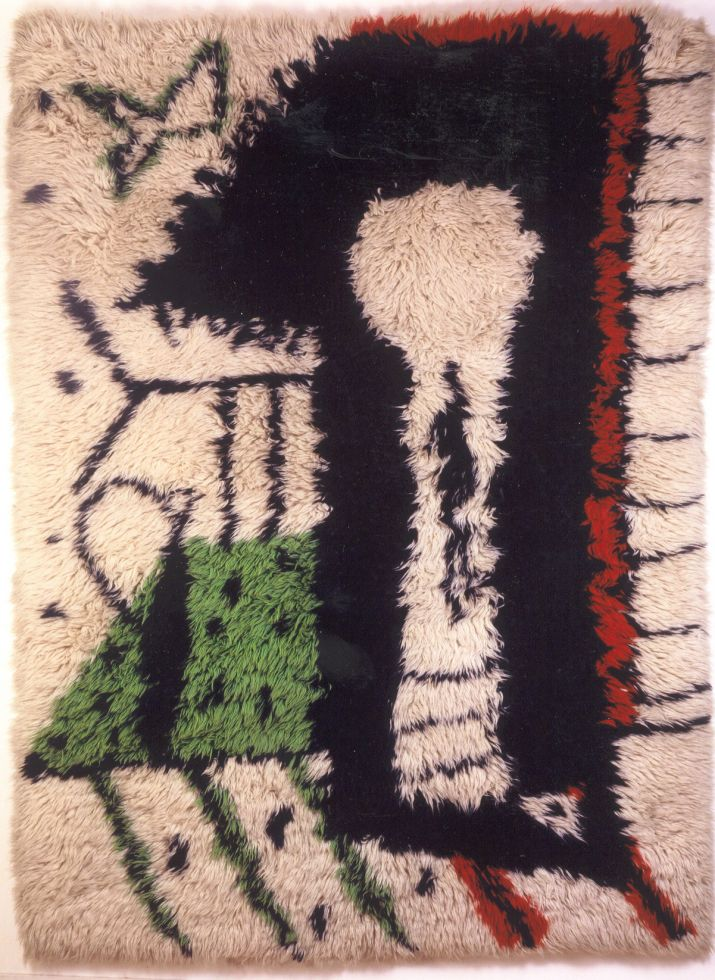 Rug after Picasso
